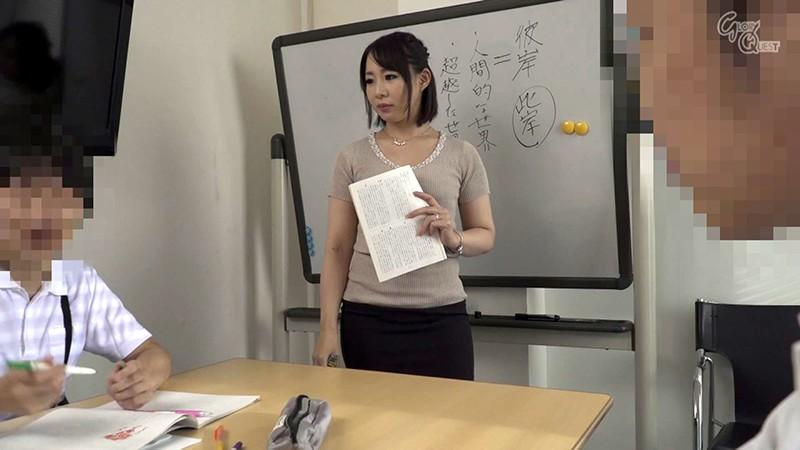 お色気P●A会長&悩殺女教師と悪ガキ生徒会 小早川怜子/成宮いろは 3枚目