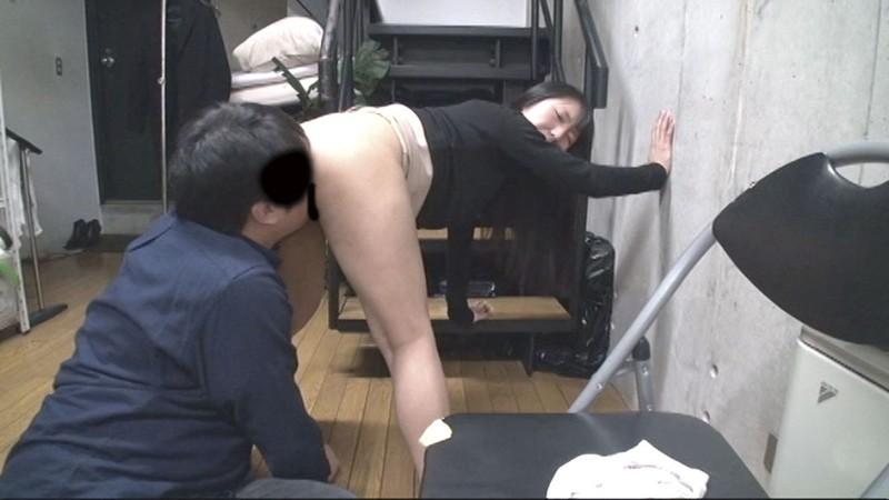 一般応募人妻 猥褻面接[十二] サンプル画像 No.3