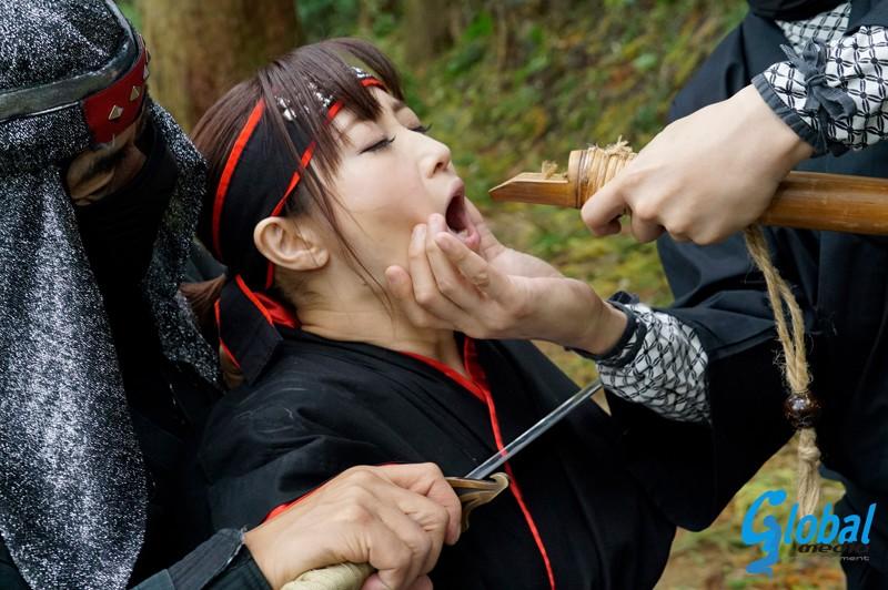 くノ一 女忍者陵辱 媚薬と魔羅の快楽地獄 川上ゆう サンプル画像  No.2