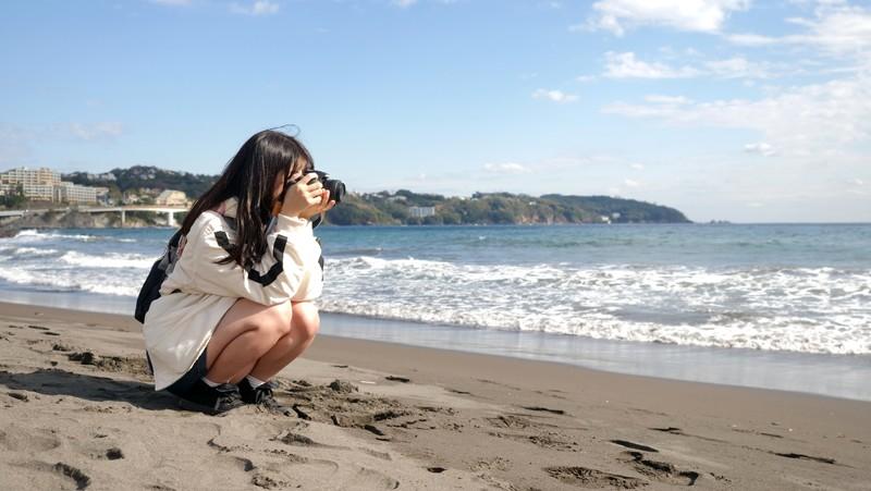 田舎育ちの純朴カメラ女子は精子好き 心音にこ 20歳 専門学生 サンプル画像  No.2