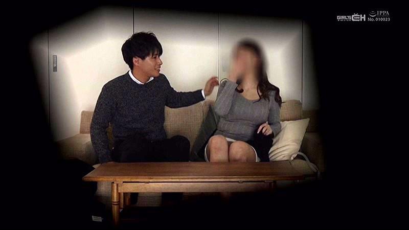素人カップル投稿動画 ~ナンパ好き肉食男子の部屋を盗撮~ サンプル画像  No.2