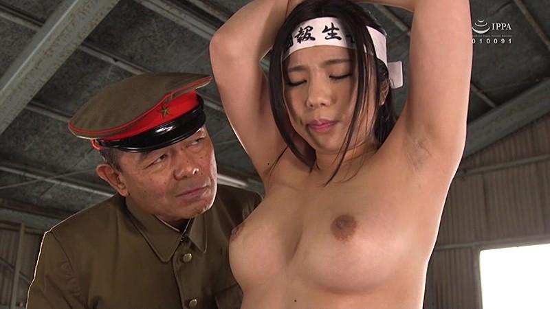 昭和女のエレジー 終戦間際の狂気、全裸羞恥に咽び泣く女達 サンプル画像 No.2