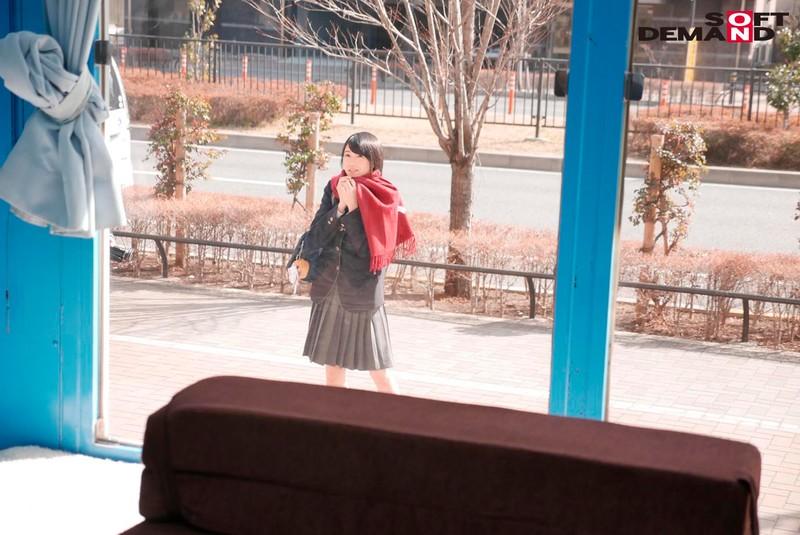 あかね マジックミラー号でおっぱいもみもみインタビュー 寝る時用のブラジャー付けてる育ちの良い女子○生 サンプル画像  No.1