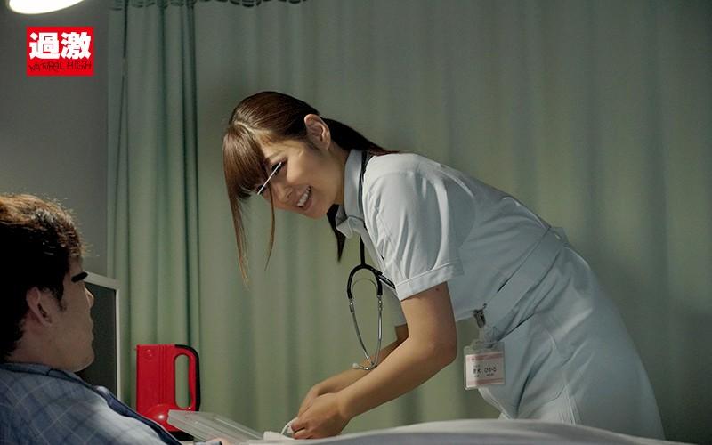 布団の中の密着ピストンでねっとり膣奥を突かれ発情した看護師は何度も絶頂を求める サンプル画像 No.1