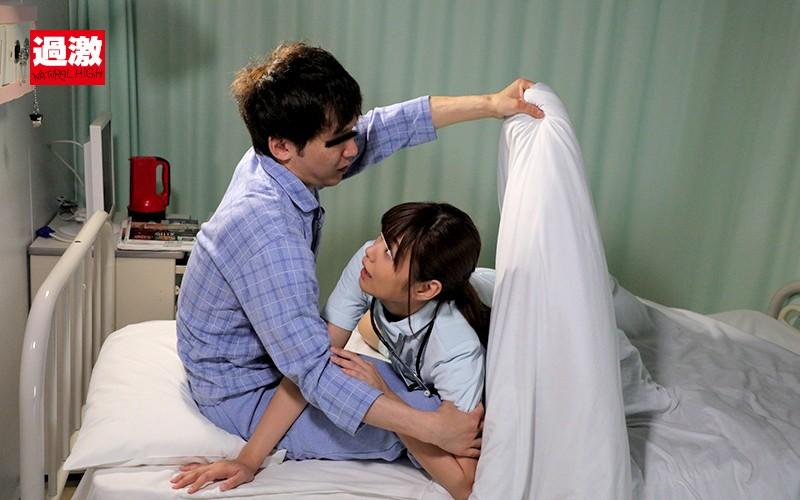 布団の中の密着ピストンでねっとり膣奥を突かれ発情した看護師は何度も絶頂を求める サンプル画像 No.2