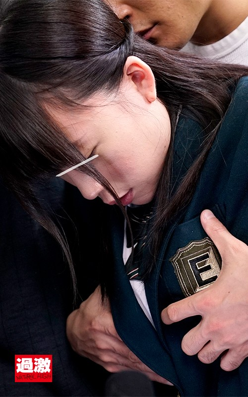 痛みの中、無理やり挿入されたのに痴漢師に次々と輪姦されついに絶頂してしまった女子○生 サンプル画像  No.4