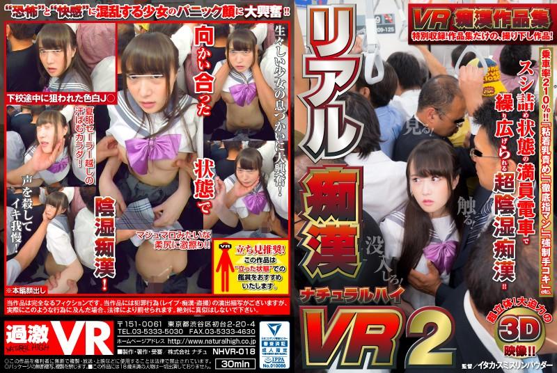 【VR】VR痴漢作品集 サンプル画像 No.2