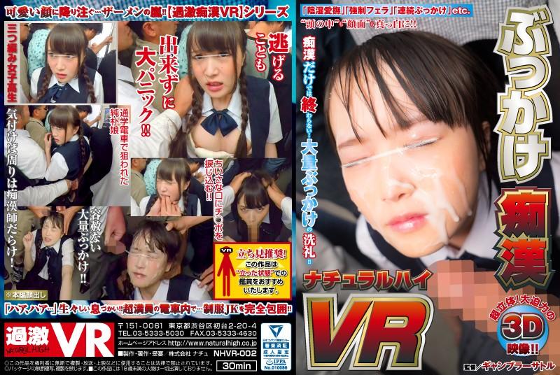 【VR】VR痴漢作品集 サンプル画像 No.4