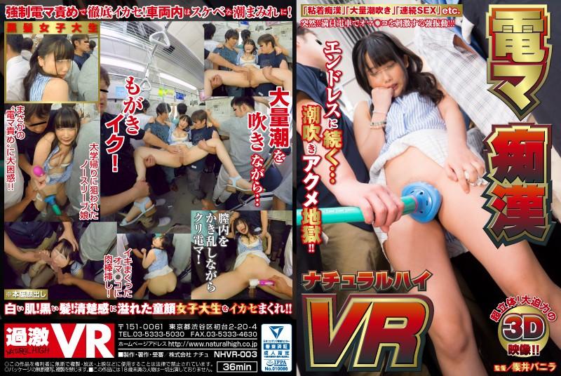 【VR】VR痴漢作品集 サンプル画像 No.5
