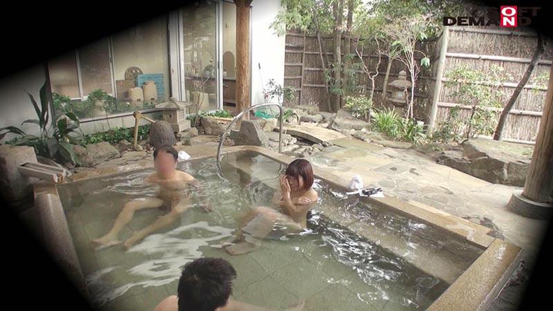 まいこ(21) 石和温泉で見つけた卒業旅行中の美巨乳女子学生のお嬢さん タオル一枚 男湯入ってみませんか? サンプル画像  No.6