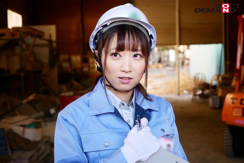 男まさりの工業系女子 西條いつき SEXの味が忘れられず、仕事中に作業着姿でAV再出演 サンプル画像  No.2