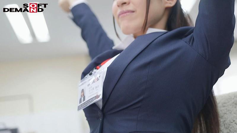 爆乳IカップのSOD女子社員 新卒入社1年目 宣伝部 日下部加奈(23)AV出演(デビュー)!! サンプル画像  No.3