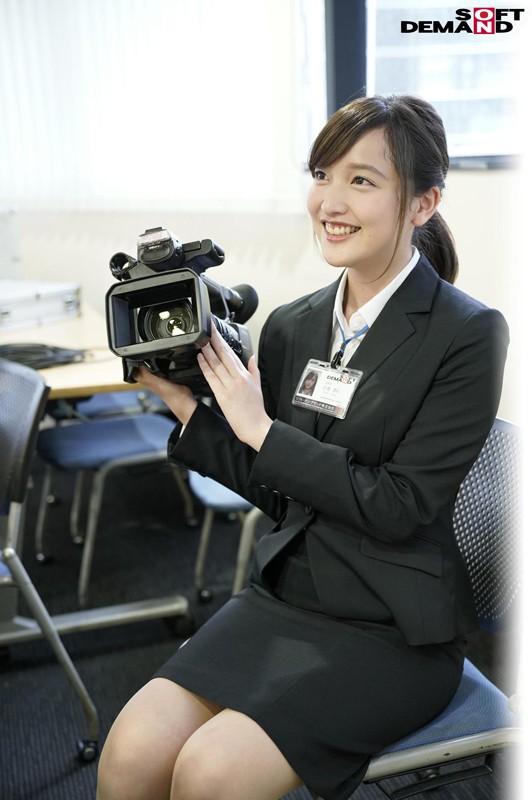 SOD女子社員 技術部入社1年目 カメラアシスタント「小池さら」AV出演(デビュー)!! サンプル画像 No.1