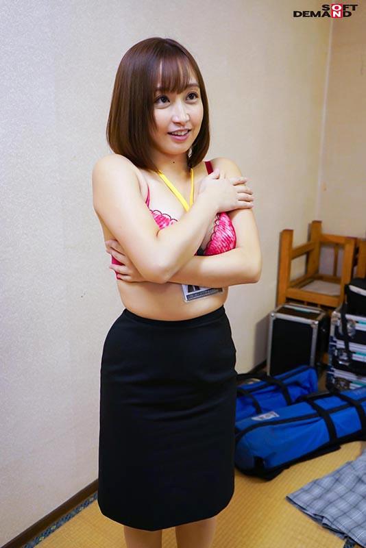 SOD女子社員 野球拳 経理部 佐田千穂 サンプル画像  No.1