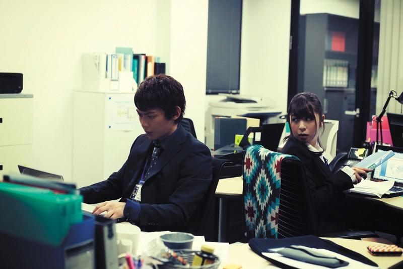 After work プライベートオフィス サンプル画像 No.3