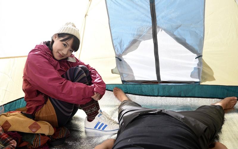 【VR】テントの中ふたりっきり遭難カップルごっこしよっ サンプル画像 No.2