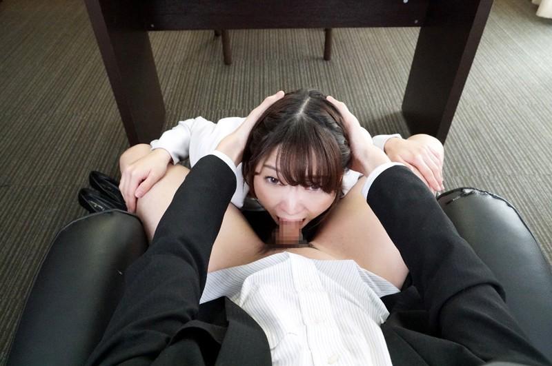【VR】秘書イラマチオ VerVR 星あめり サンプル画像  No.5