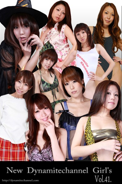 vol.41 New Dynamitechannel Girl's