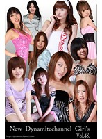 vol.48 New Dynamitechannel Girl's