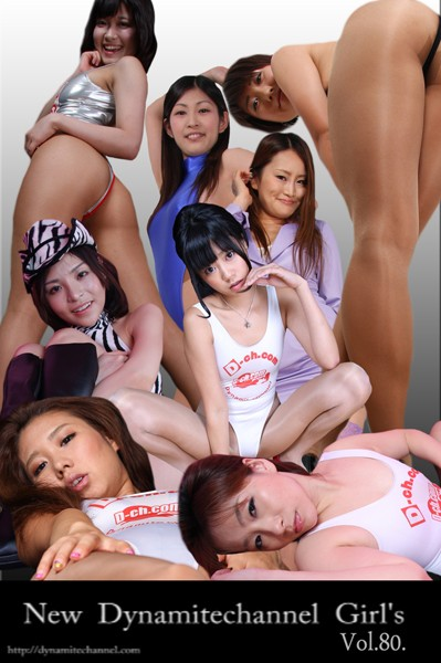 vol.80 New Dynamitechannel Girl's