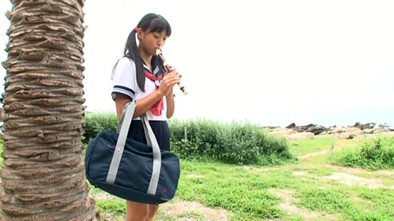 黒瀬葵 「中学生日記」 サンプル画像 1