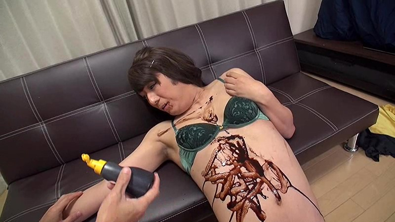 飲尿おねだり女装子 美月 葵 サンプル画像  No.1