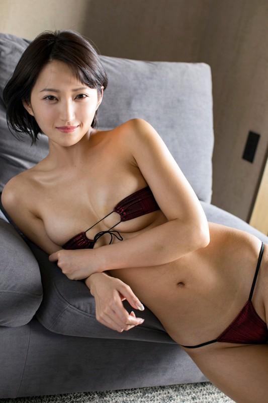宮崎華帆 「美ボディお姉さん」 サンプル画像 1