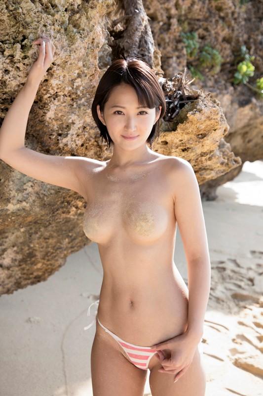 美ボディお姉さん 宮崎華帆
