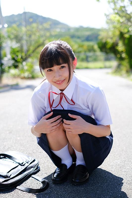望月琉叶 「初恋歌姫」 サンプル画像 1