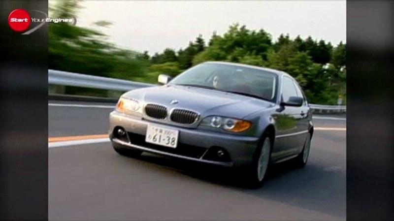 BMW 330 Ci vs SUBARU Legacy B4 2.0 Spec.B 激突! BMW330Ci vs スバル・レガシィB4 2.0スペックB