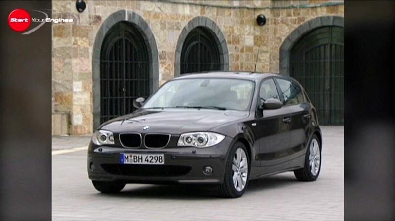 BMW 1 Series BMW待望のコンパクトハッチバック1シリーズ登場