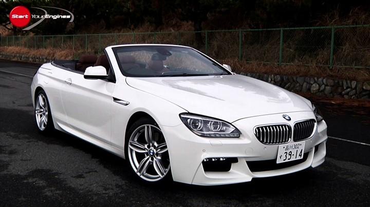 BMW650iカブリオレ BMW 650i Cabriolet