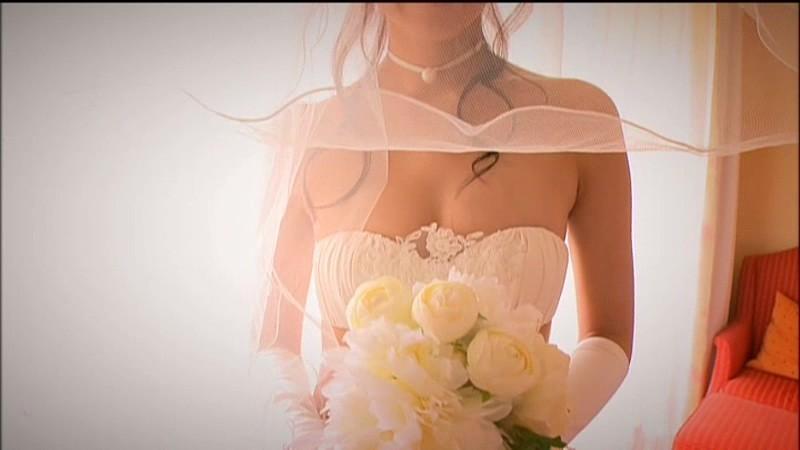 吉木りさ 「Summer wedding」 サンプル画像 20