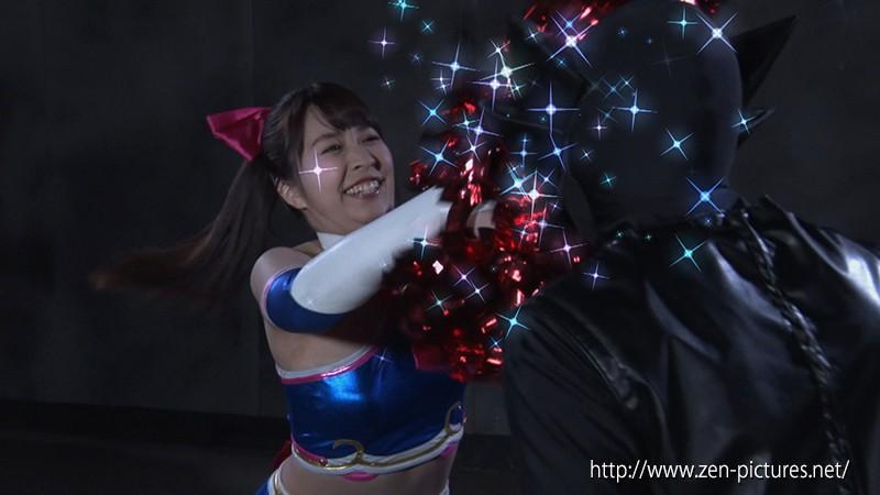 ダメージングヒロイン06 愛の妖精 チアフェアリー 桜木優希音