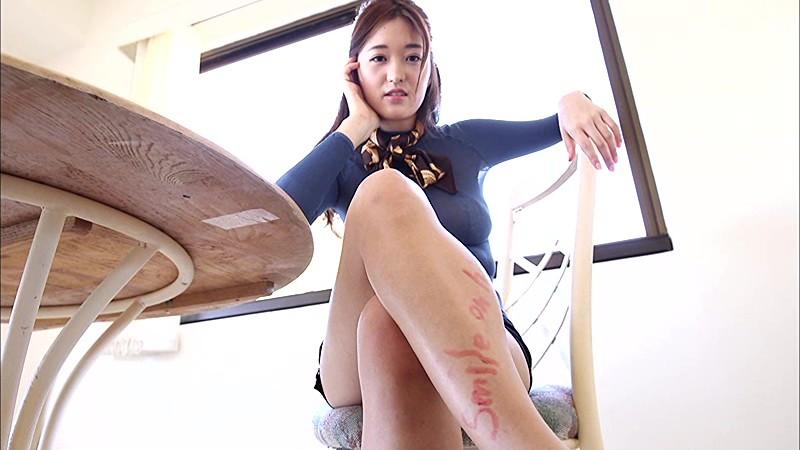 葉加瀬マイ 裸サスペンダーでエロティック!! 13