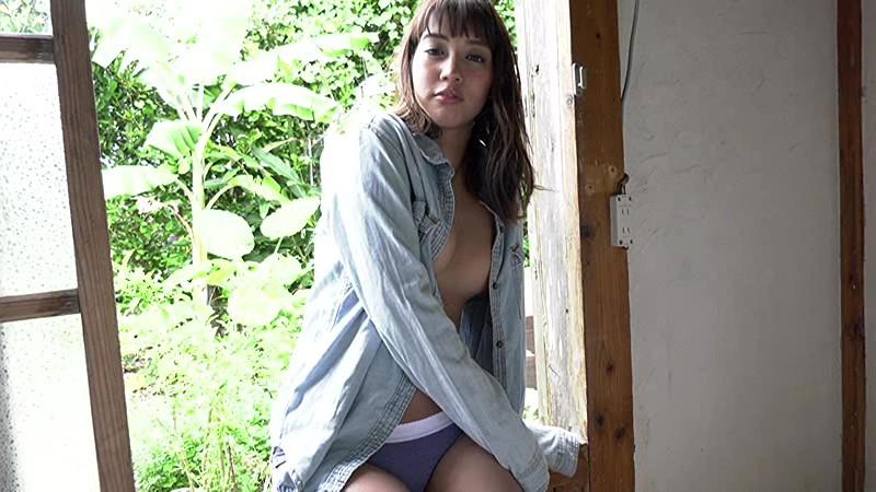 牧野紗弓 「舞い降りた天使」 サンプル画像 13