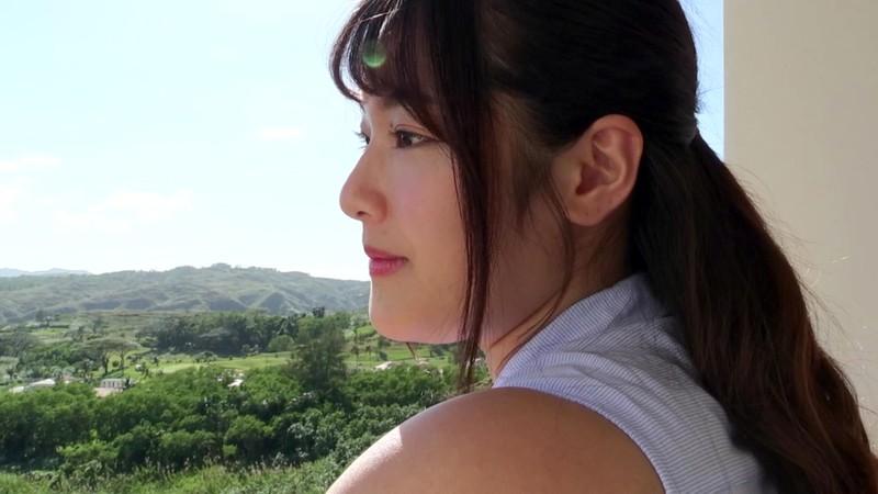 秋山かほ 「100%超☆巨乳!」 サンプル画像 11