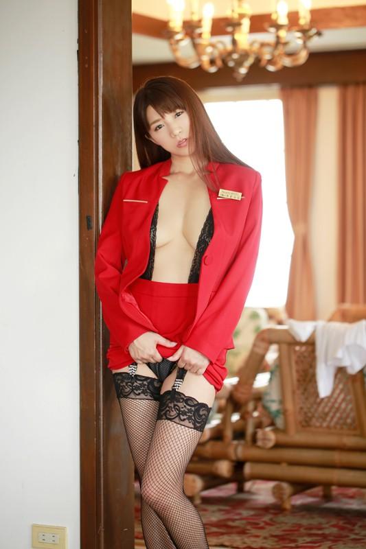 華彩なな 「支配人なな~癒しのホテルへようこそ~」 サンプル画像 6