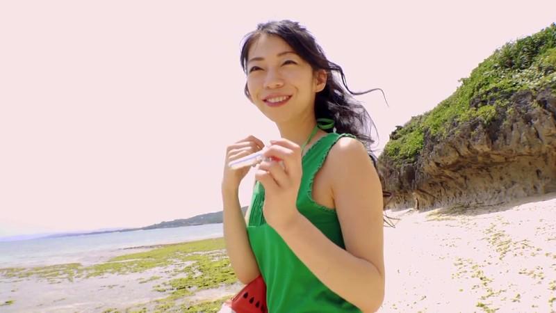 岩崎真奈 「スイカ姫降臨」 サンプル画像 1