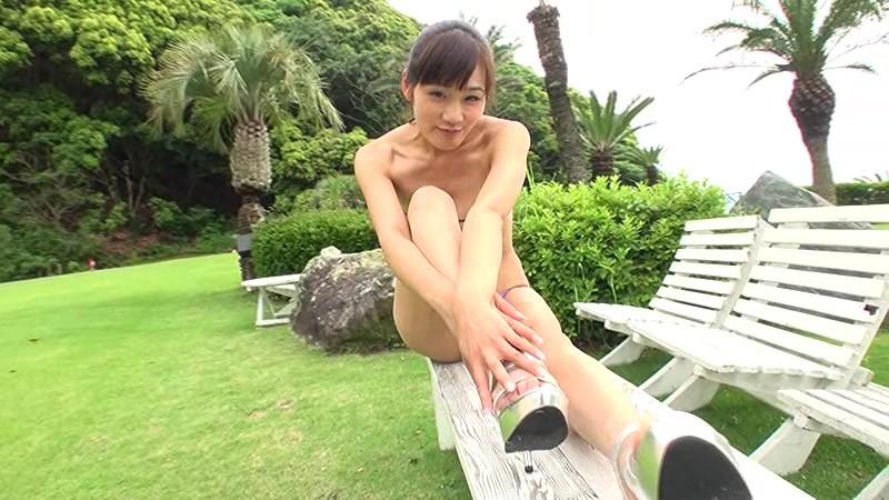 渕脇レイナ 「Kiss Me ~great legs~」 サンプル画像 9
