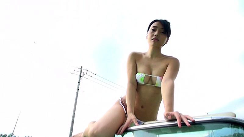 石川あんな 「華魅-HANABI-」 サンプル画像 10