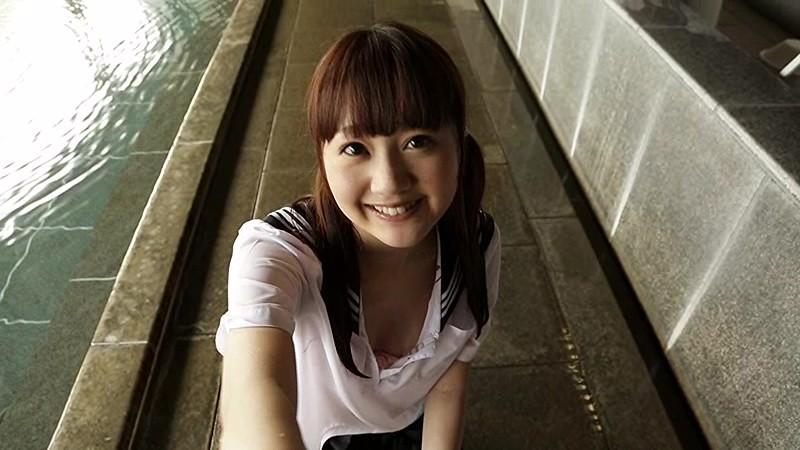 浜田翔子 「君に翔ける」 サンプル画像 14