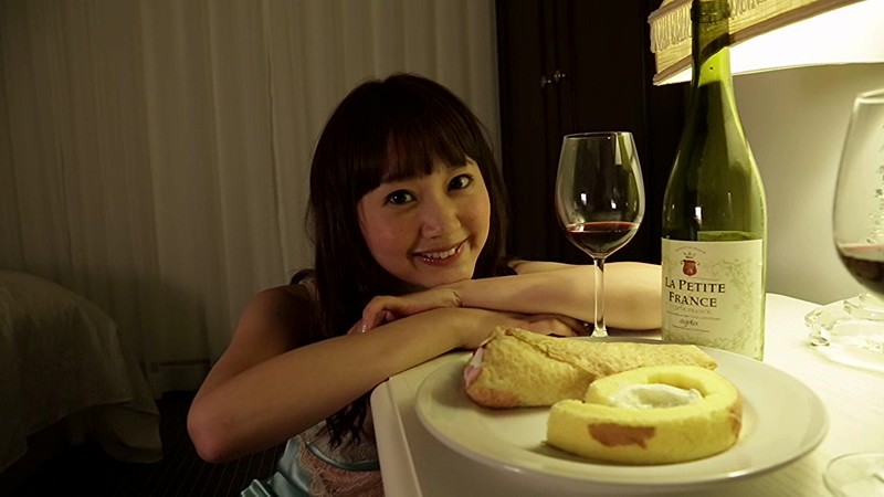 浜田翔子 「君に翔ける」 サンプル画像 17