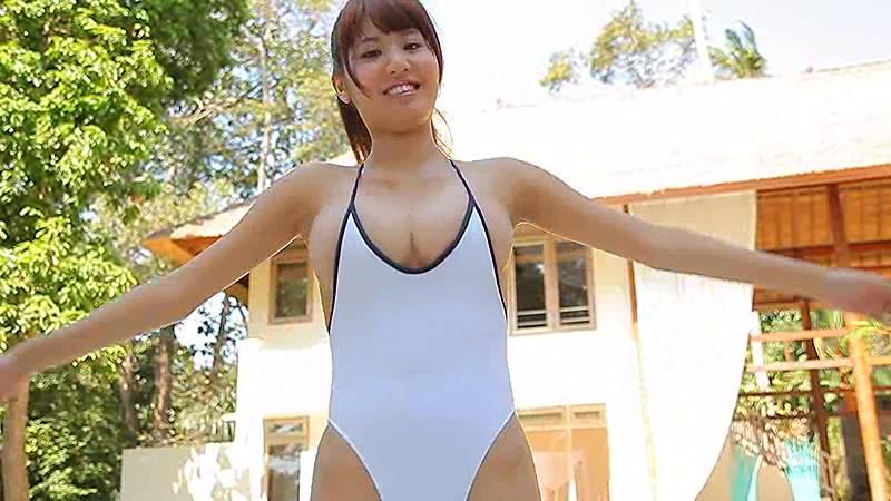 伊藤菜ノ香 爆乳を揉まれまくってエロティック!! 9