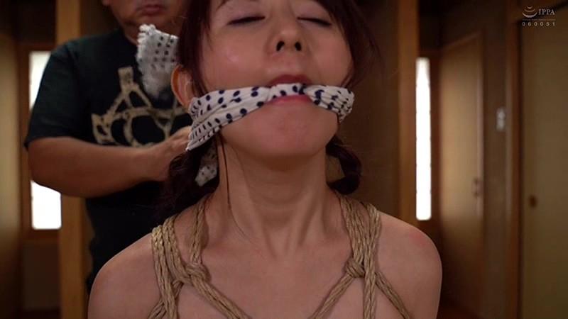 HOW TO KINBAKU〜乳房十文字縛り〜 星空もあ 11枚目