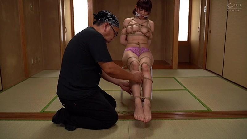 HOW TO KINBAKU〜乳房十文字縛り〜 星空もあ 16枚目