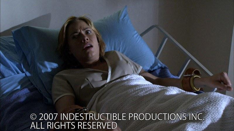 #8 特殊能力捜査官 ペインキラー・ジェーン