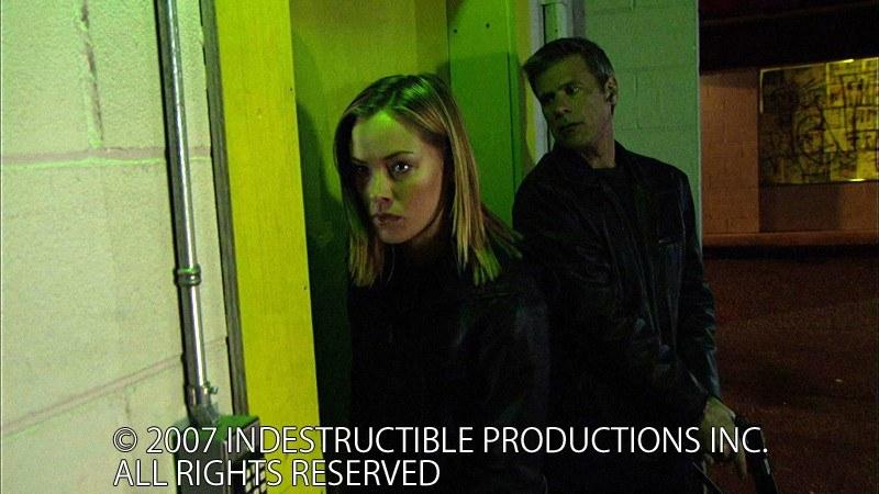 #13 特殊能力捜査官 ペインキラー・ジェーン