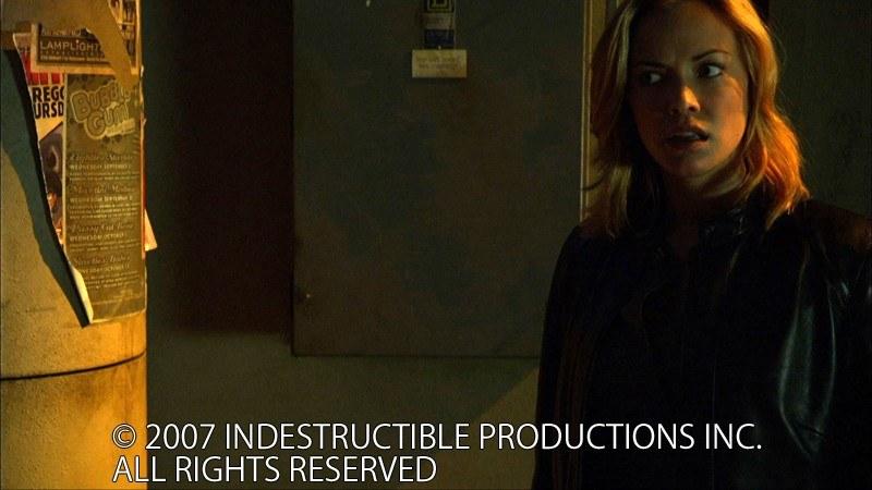 #16 特殊能力捜査官 ペインキラー・ジェーン