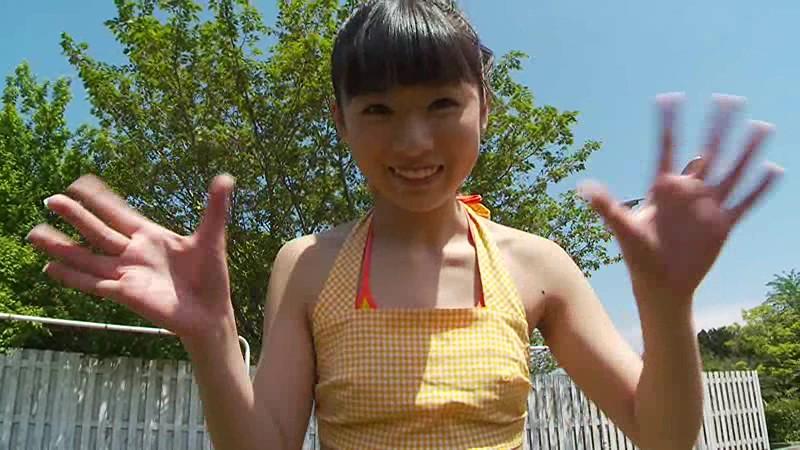 七緒らん 「夏少女」 サンプル画像 10